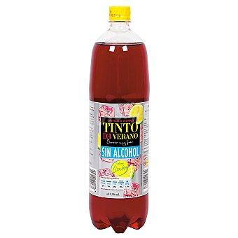 CASTILLO DE VELASCO Tinto de verano limon sin alcohol Botella 1.5 lt