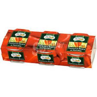 Alsur Pimiento rojo Pack 3x80 g