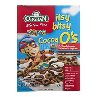 Orgran Cereales cacao - Sin Gluten 300 g