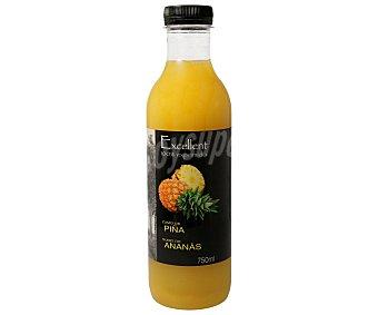 Excellent Zumo refrigerado exprimido de piña Botella de 75 cl