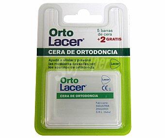 Lacer Cera para ortodoncia lacer
