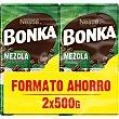 Café molido mezcla x500 paquete 1000 g pack 2 Bonka Nestlé