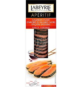 Labeyrie Salmon a.sashimi nori 100 G