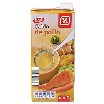 DIA Caldo pollo casero Envase 1 lt