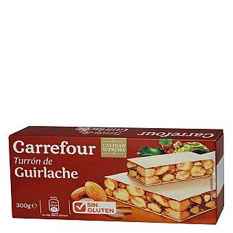Carrefour Turrón guirlache 300 g