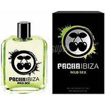 Pacha Colonia para hombre Ibiza Wild Sex Frasco 100 ml