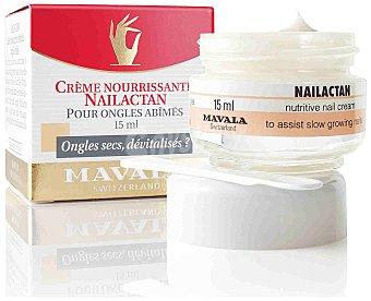 Mavala Crema nutritiva para uñas dañadas. 15 ml