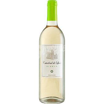 CATEDRAL DE LEON Vino blanco seco de La Tierra de Castilla y León  Botella de 75 cl