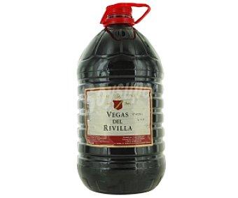 VEGAS DEL RIVILLA Vino tinto 5 Litros