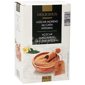 DIA DELICIOUS Azúcar moreno caja 1 Kg Caja 1 Kg