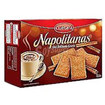 Cuétara Galletas tradicional napolitanas con canela Caja 500 g