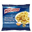 Calamares en anillas a la romana, según receta clásica 400 g Pescanova