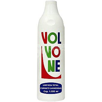 Volvone Detergente máquina líquido con amoniaco para lavadoras botella 1,5 l 1,5 l