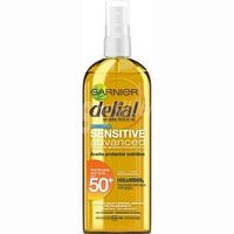 Delial Garnier Aceite solar Sensituve Advance 150 ml