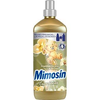 Mimosín Mimosín Suavizante Creaciones Orquídeas Doradas & Vainilla 60 dosis