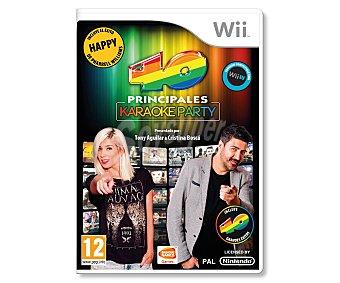 Bandai namco 40 Principales... Wii  1u