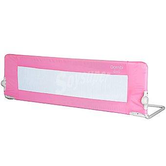 DOMBI Barrera para cama en color rosa 140 cm