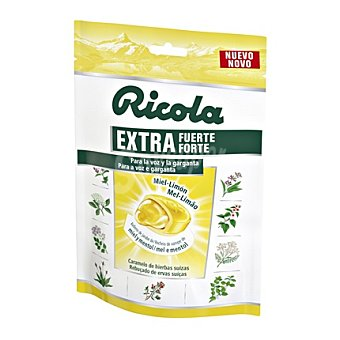 Ricola Caramelo Miel-Limón extra fuerte 1 ud