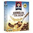 Cereales de avena con chocolate 375 g Quaker