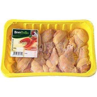 BONPOLLO Blanquetas de pollo bandeja 500 g peso aproximado Bandeja 500 g