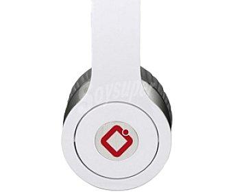 INNOVA X56B Auriculares tipo Casco Blanco, con cable y micrófono