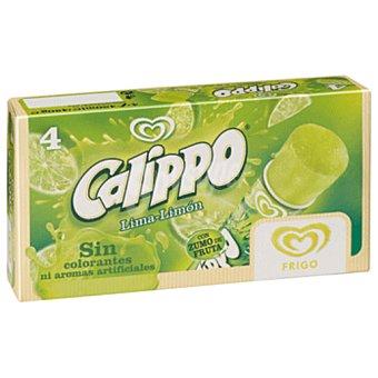 FRIGO Helado calippo lima- limón caja 420 ml