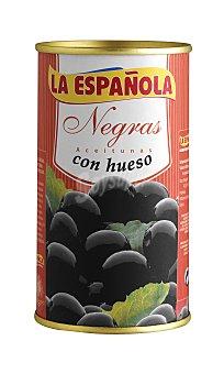 La Española Aceitunas negras Lata 185 g