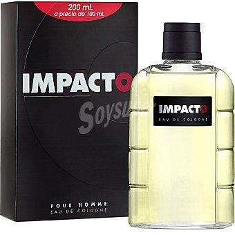 Impacto eau de cologne masculina Frasco 100 ml