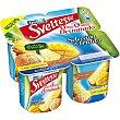 Yogur 0% fruta temporada Pack 4x125 g Sveltesse Nestlé