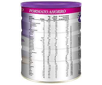 Pediasure Chocolate formato ahorro Bote 850 g