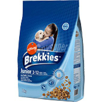 Brekkies Affinity  DOG CACHORROS 3 KGS