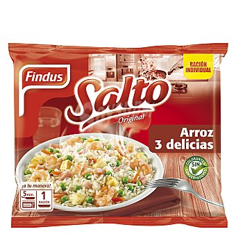 Findus Arroz tres delicias 250 g