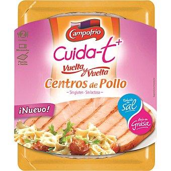 Campofrío Centros de pollo Vuelta y Vuelta Cuida-t+ 190 g