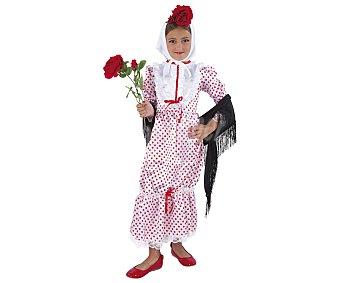 Rubie's Disfraz infantil de chulapa, talla 8-9 años 1 unidad