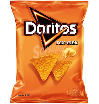 Doritos Matutano Tex mex nacho de maíz frito 150G