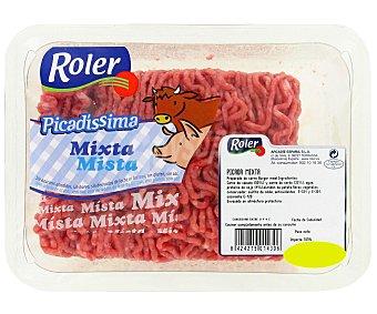Roler Preparado de carne picada mixta Bandeja de 400 gramos