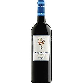 Marqués de Cáceres Vino tinto joven bio D.O. Rioja Botella 75 cl