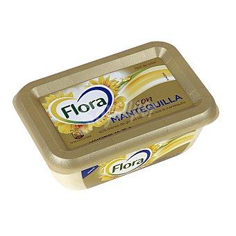 Flora Margarina con Mantequilla Tarrina 225 g