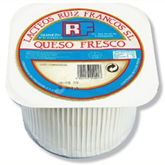 RUIZ F. Queso fresco de vaca-oveja 250 g