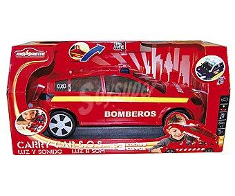 MAJORETTE Vehículo convertible S.O.S. 3 en 1 con Luces y Sonidos 1 Unidad