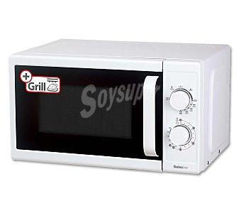 SELECLINE MG720 Microondas con grill 20 litros