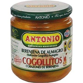 Antonio Cogollitos de berenjena Frasco 180 g