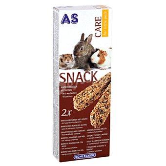 AS Snak para roedores con miel Caja 112 gr