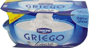Griego Danone Griego ligero natural 4 UNI