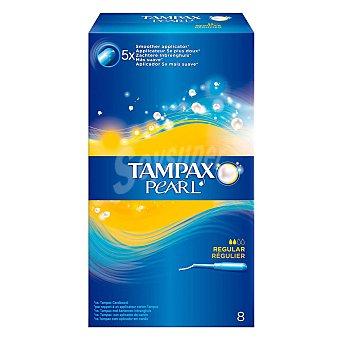 Tampax Pearl Tampón regular 8 u