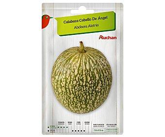 Producto Alcampo Sobre de semillas para sembrar calabazas de la variedad cabello de ángel alcampo