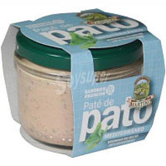 Martiko Paté de pato mediterraneo Frasco 100 g