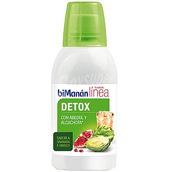 Bimanan LINEA Detox ayuda a depurar y desintoxicar  botella 332 g