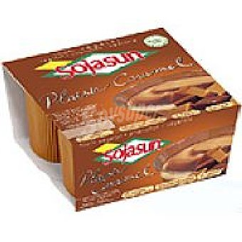 Sojasun Plaisir de galleta pack 4x125 g