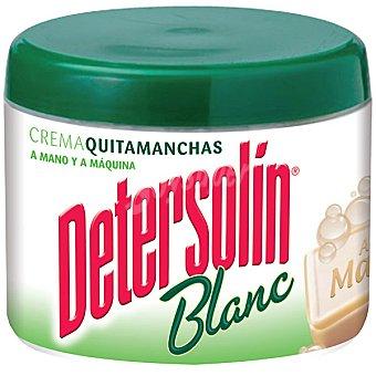 Detersolin Blanc crema quitamanchas para mano y maquina bote 500 g Bote 500 g